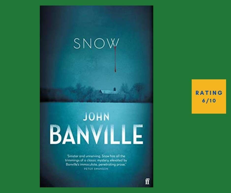 John Banville Snow review