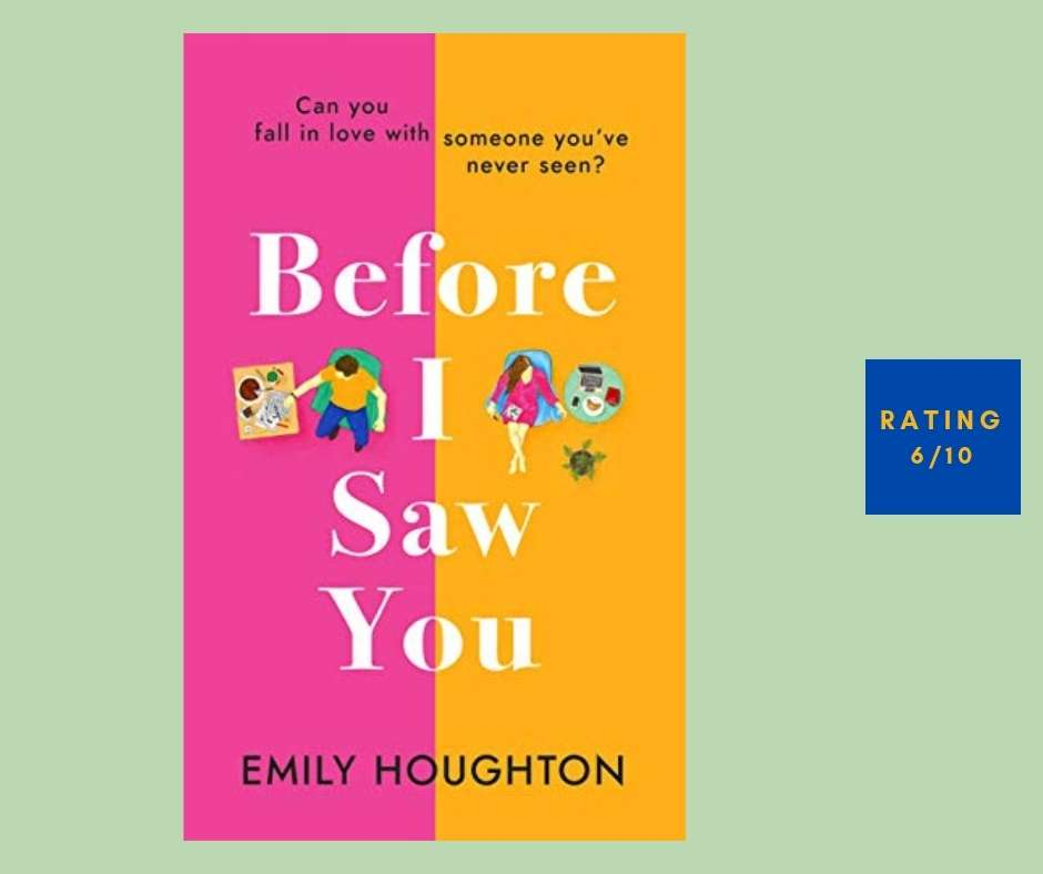 Emily Houghton Before I Saw You review