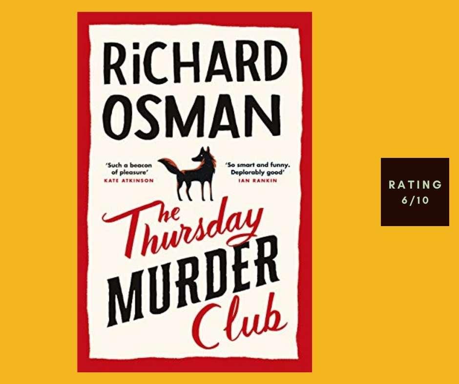 Richard Osman The Thursday Murder Club review