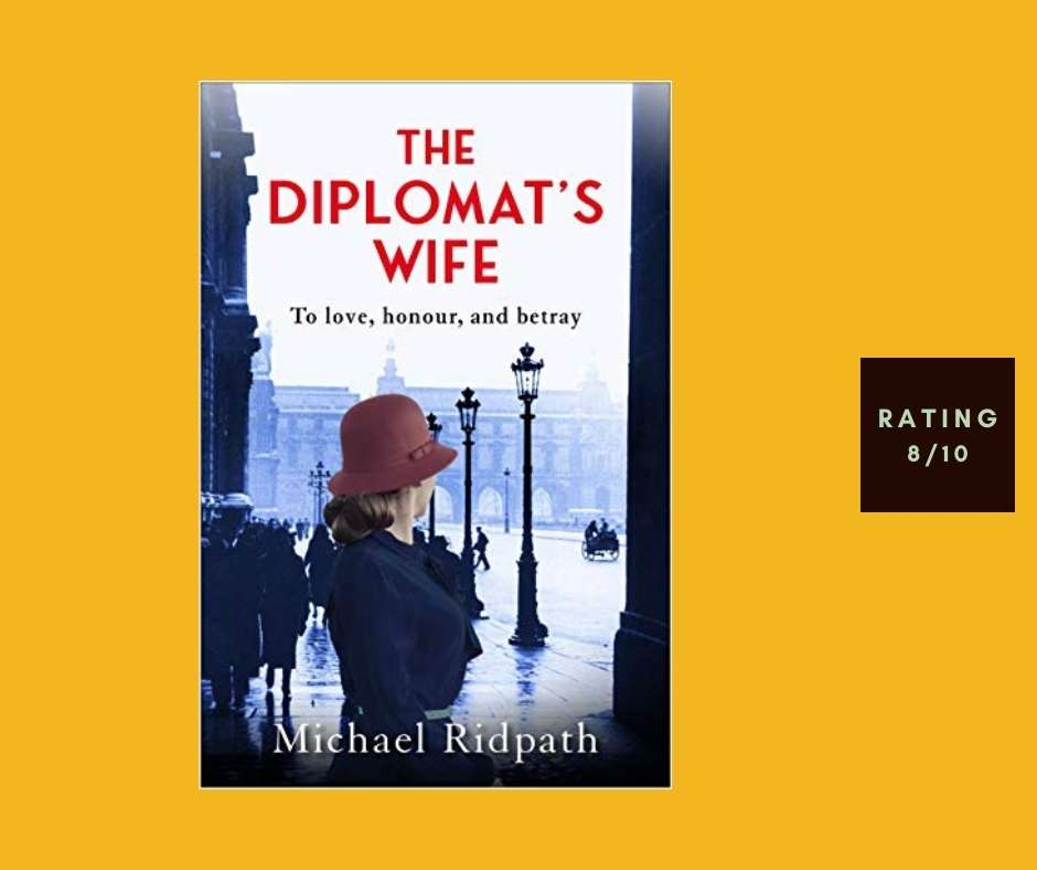 Michael Ridpath The Diplomat's Wife review