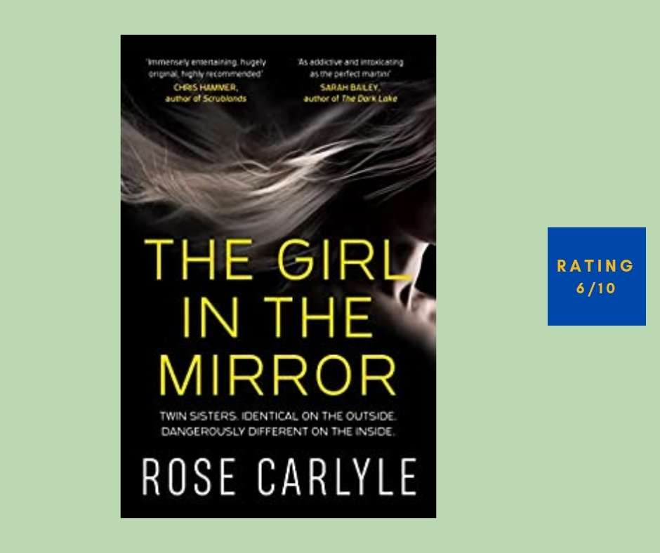 Rose Carlyle The Girl in the Mirror review