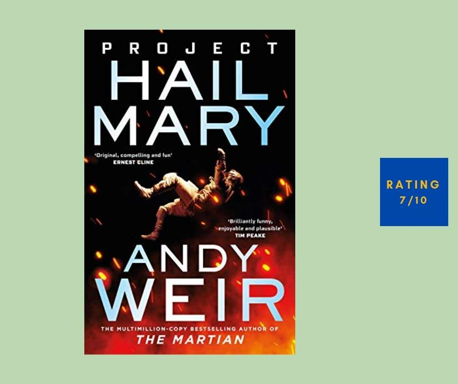 Andy Weir Project Hail Mary review