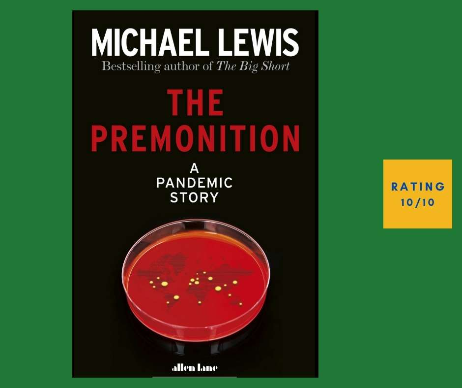 Michael Lewis The Premonition review