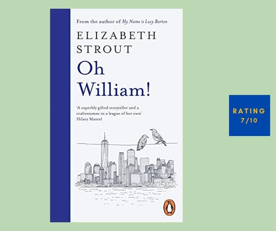Elizabeth Strout Oh William review