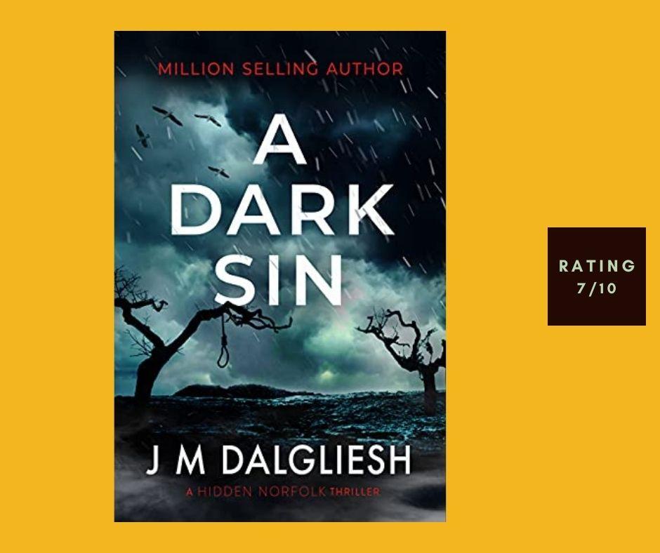 J M Dalgliesh A Cold Sin review