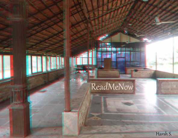 3d-Image created using mobile camera