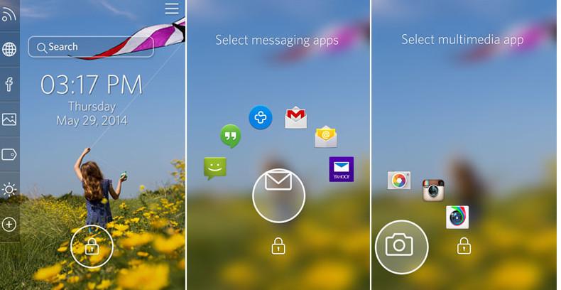 celltick start screen app