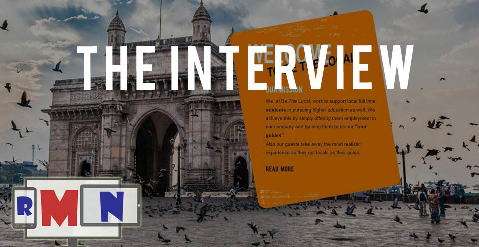 be the local tours the interview
