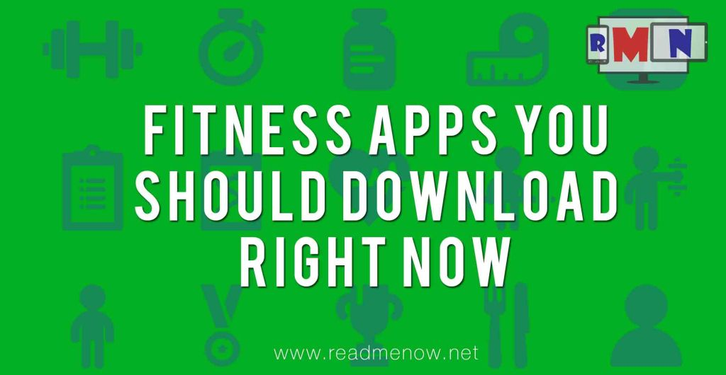 fitness apps you should download