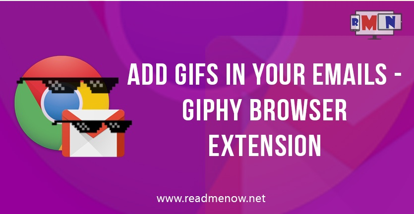 Add gifs using giphy