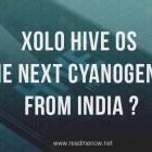 Xolo Hive