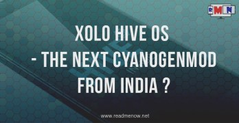 Xolo Hive OS – The OS made in India