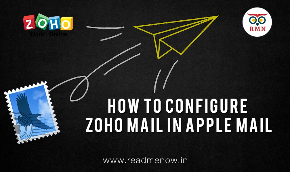 Configure Zoho Mail in Apple Mail