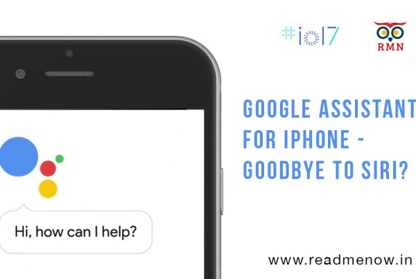 Google Assistant for IpHone
