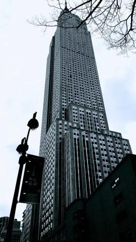 Miradores de Nueva York - Empire State
