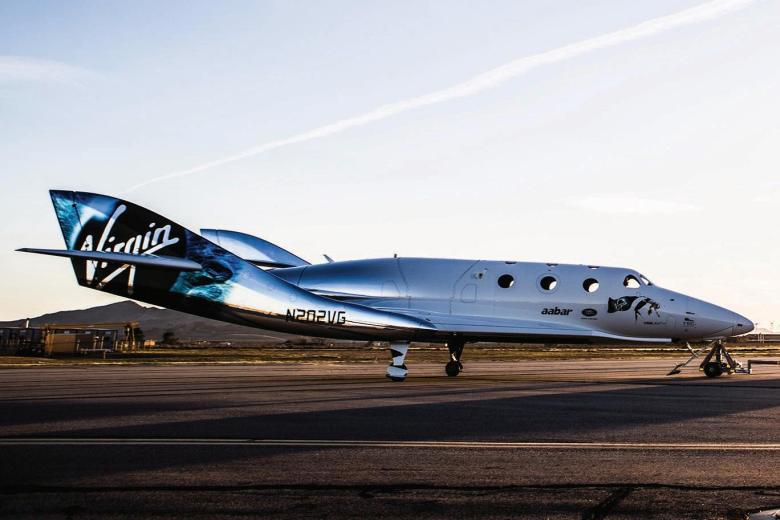Friday 19th February 2016, Virgin Galactic unveiled their new spaceship, Virgin Spaceship Unity. The new SpaceShipTwo is the first vehicle to be manufactured by The Spaceship Company, Virgin Galactic's wholly owned manufacturing arm, and is the second vehicle of its design ever constructed. VSS Unity was unveiled in FAITH (Final Assembly Integration Test Hangar), the Mojave- based home of manufacturing and testing for Virgin Galactic's human space flight program. VSS Unity featured a new silver and white livery and was guided into position by one of the company's support Range Rovers, provided by its exclusive automotive partner Land Rover.