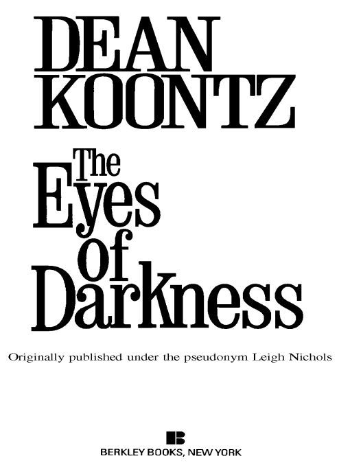READ Eyes of Darkness FREE online full book.