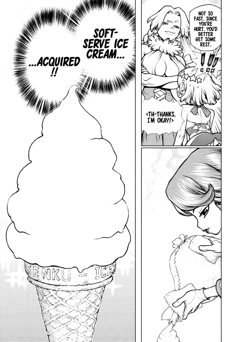 Dr. Stone : Chapter 155 - Science is Elegant image 013