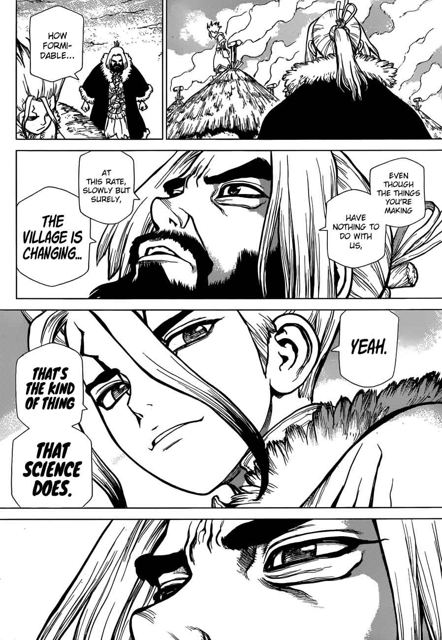 Dr. Stone : Chapter 58 image 014