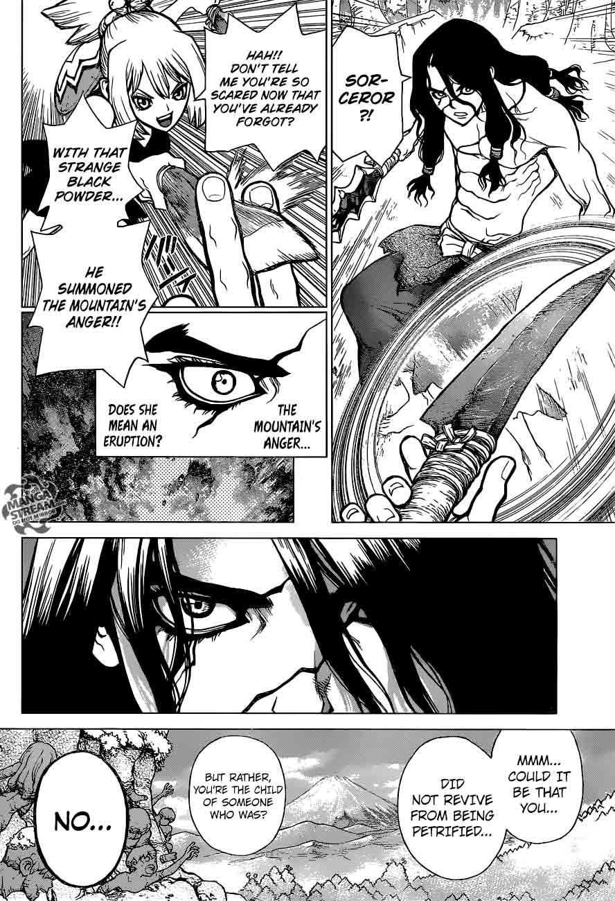 Dr. Stone : Chapter 16 - Kohaku image 007