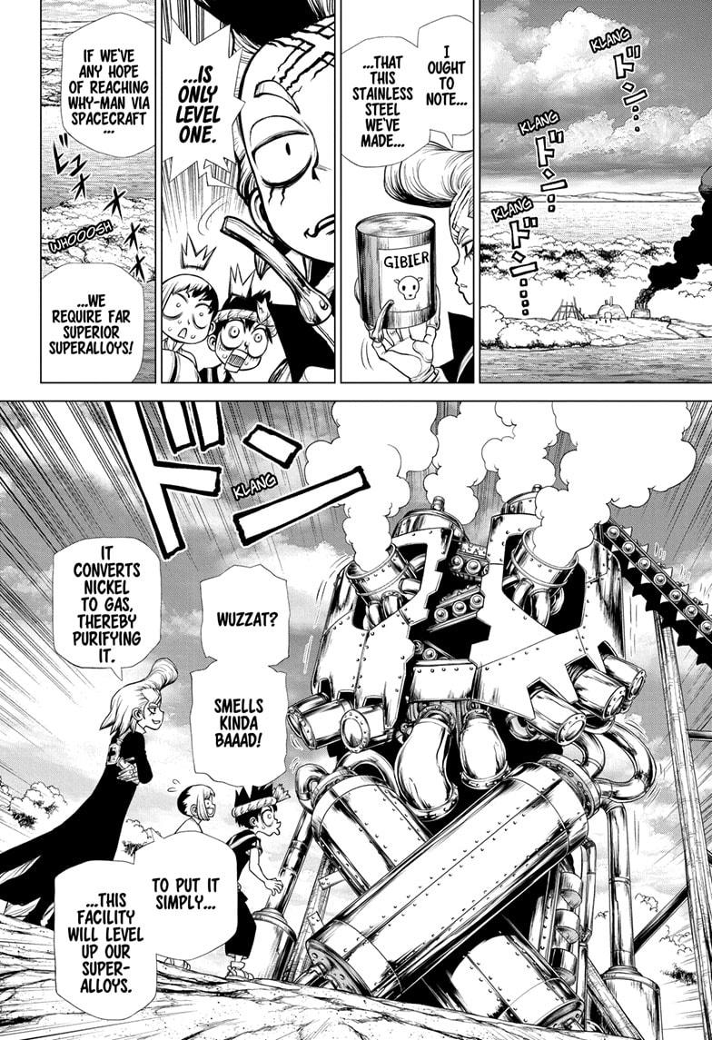 Dr. Stone, Chapter 199 image 0199-014