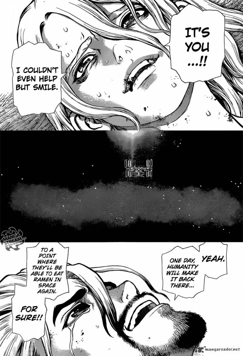 Dr. Stone : Chapter 45 image 008