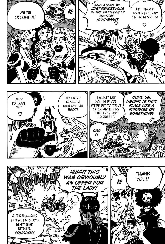 Komik One Piece Chapter 979 : komik, piece, chapter, Piece,, Chapter, One-Piece, Manga, Online