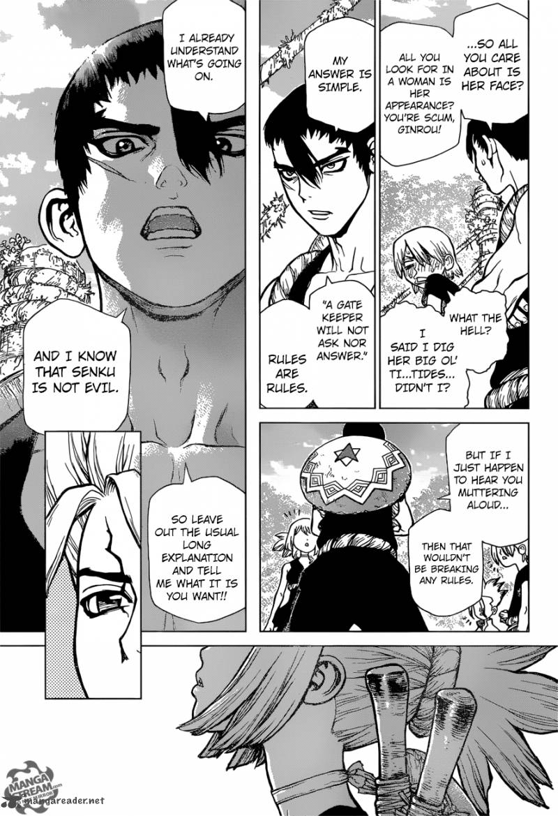 Dr. Stone : Chapter 27 image 012
