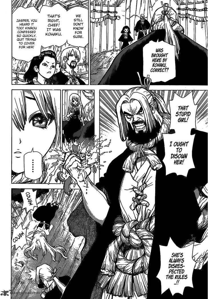 Dr. Stone : Chapter 20 image 003