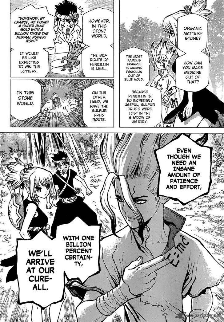 Dr. Stone : Chapter 20 image 007