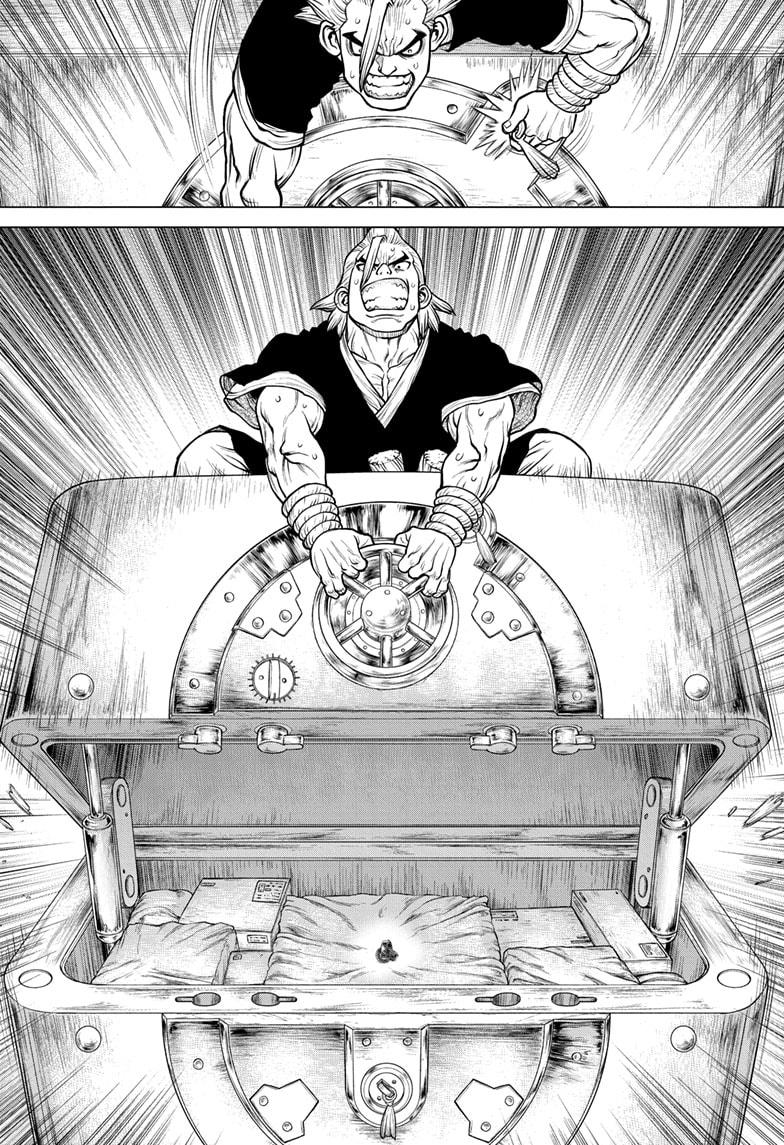 Dr. Stone, Chapter 191 image 009