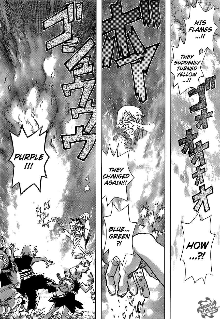 Dr. Stone : Chapter 18 - Sorcery Duel image 007