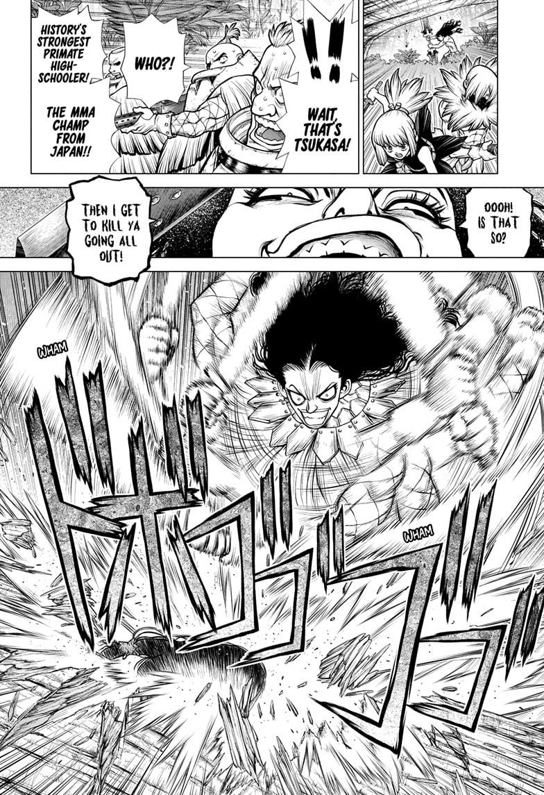 Dr. Stone, Chapter 188 image 006