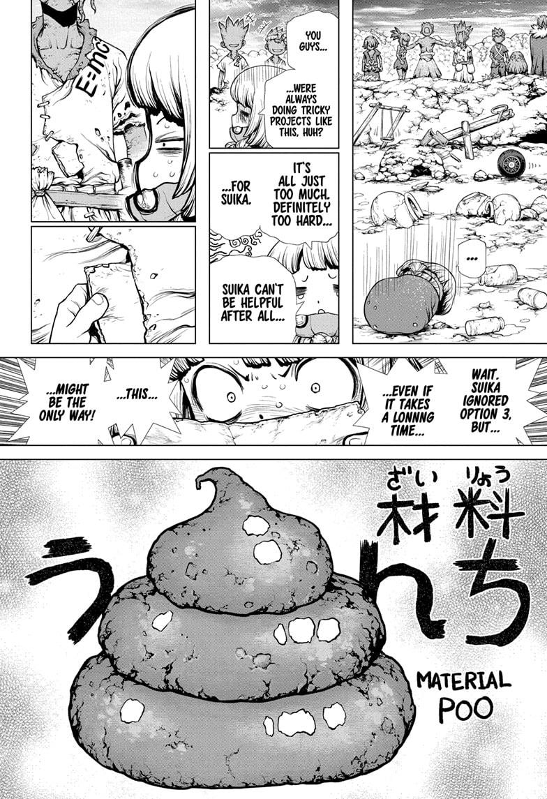 Dr. Stone, Chapter 196 image 007
