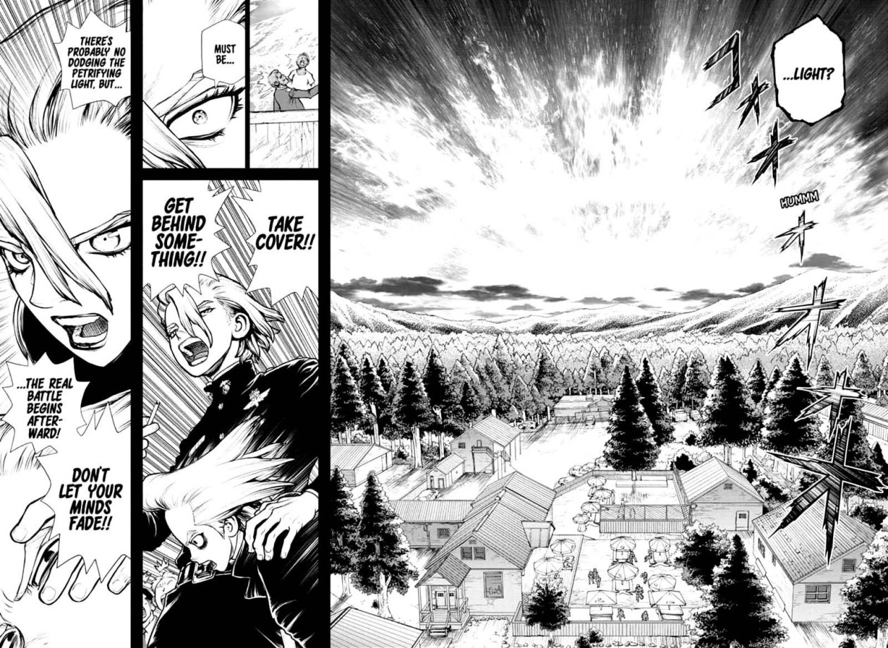 Dr. Stone : Chapter 157 - Same Time, Same Place image 009