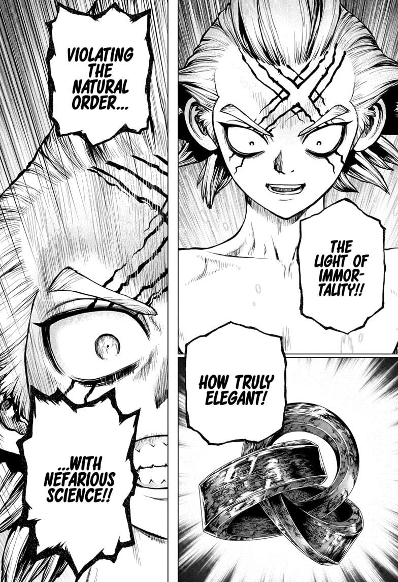 Dr. Stone, Chapter 198 image 006