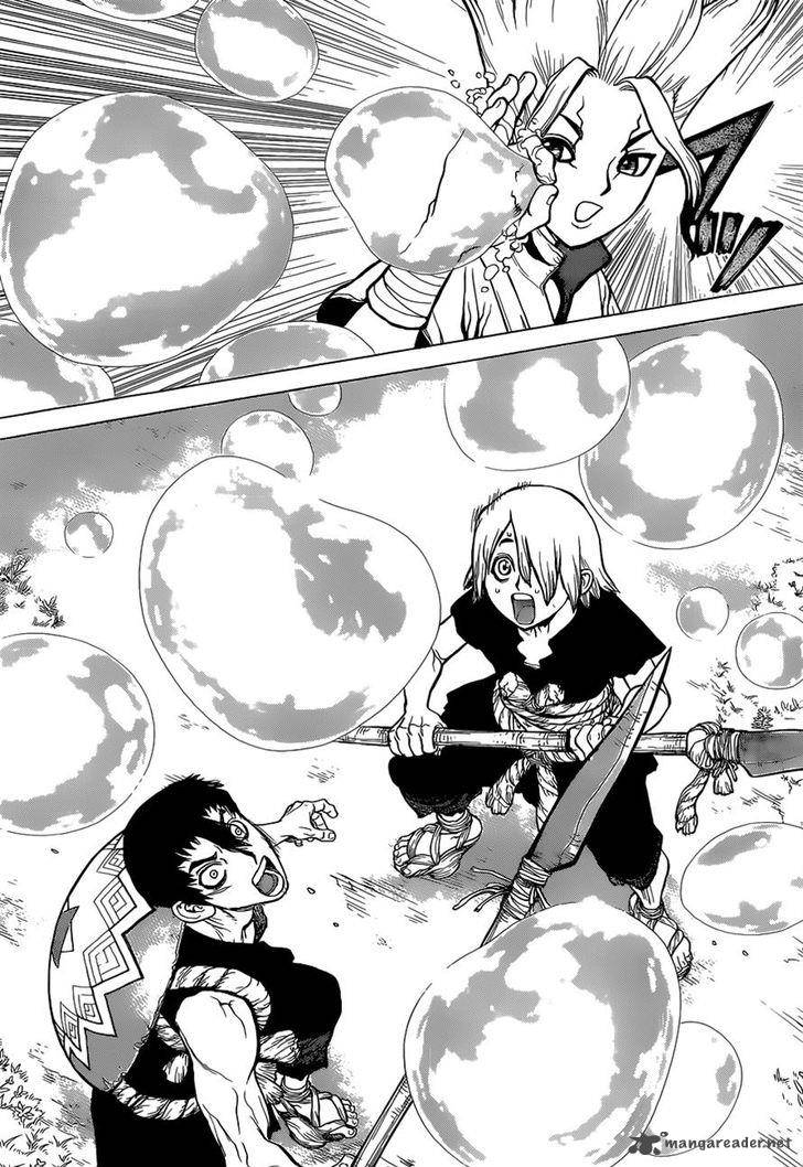Dr. Stone : Chapter 17 image 017