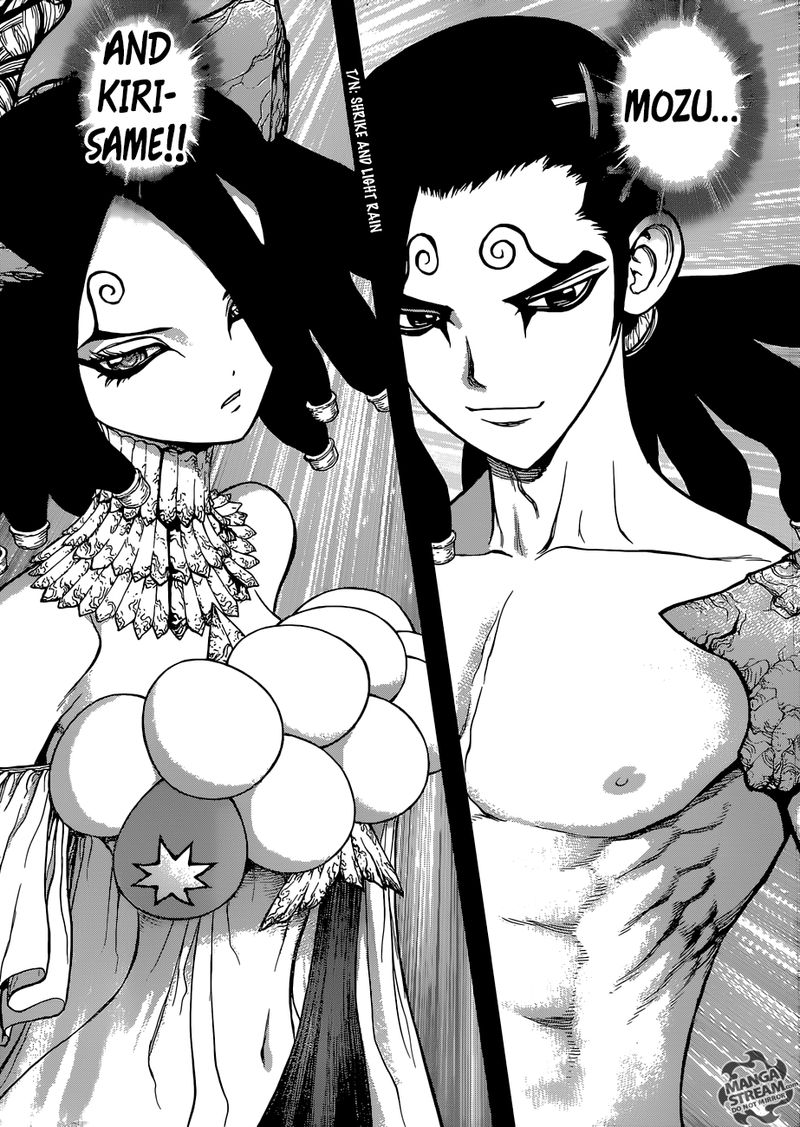 Dr. Stone : Chapter 106 - The Secret of the Petrification image 005