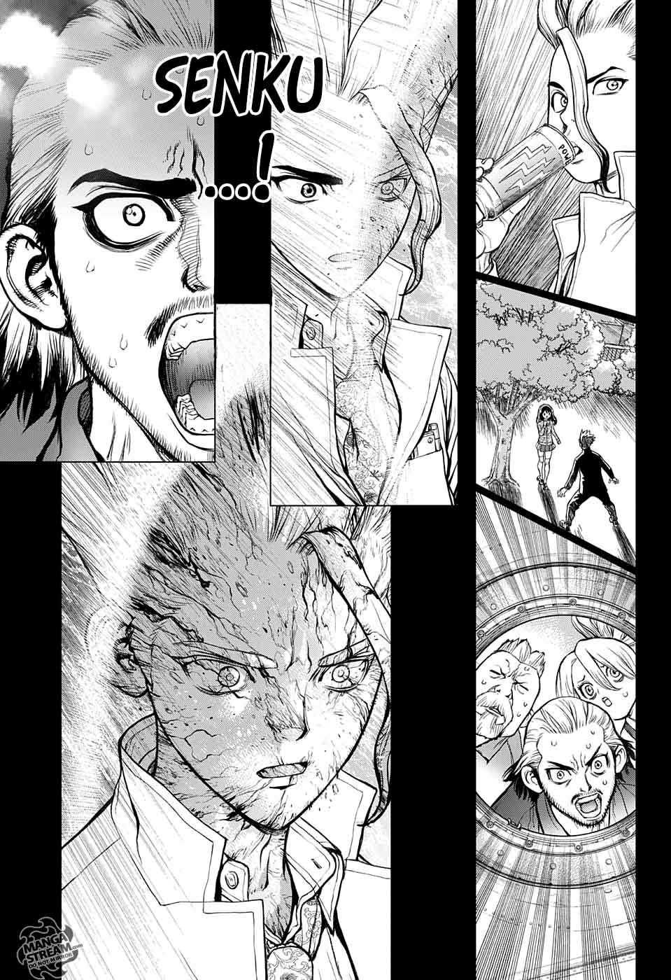 Dr. Stone : Chapter 43 image 012