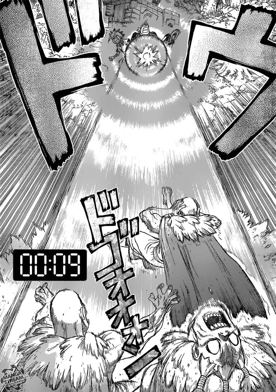 Dr. Stone : Chapter 75 - Count Down 20 image 009