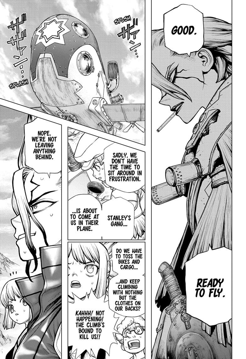 Dr Stone, chapter 178 image 019
