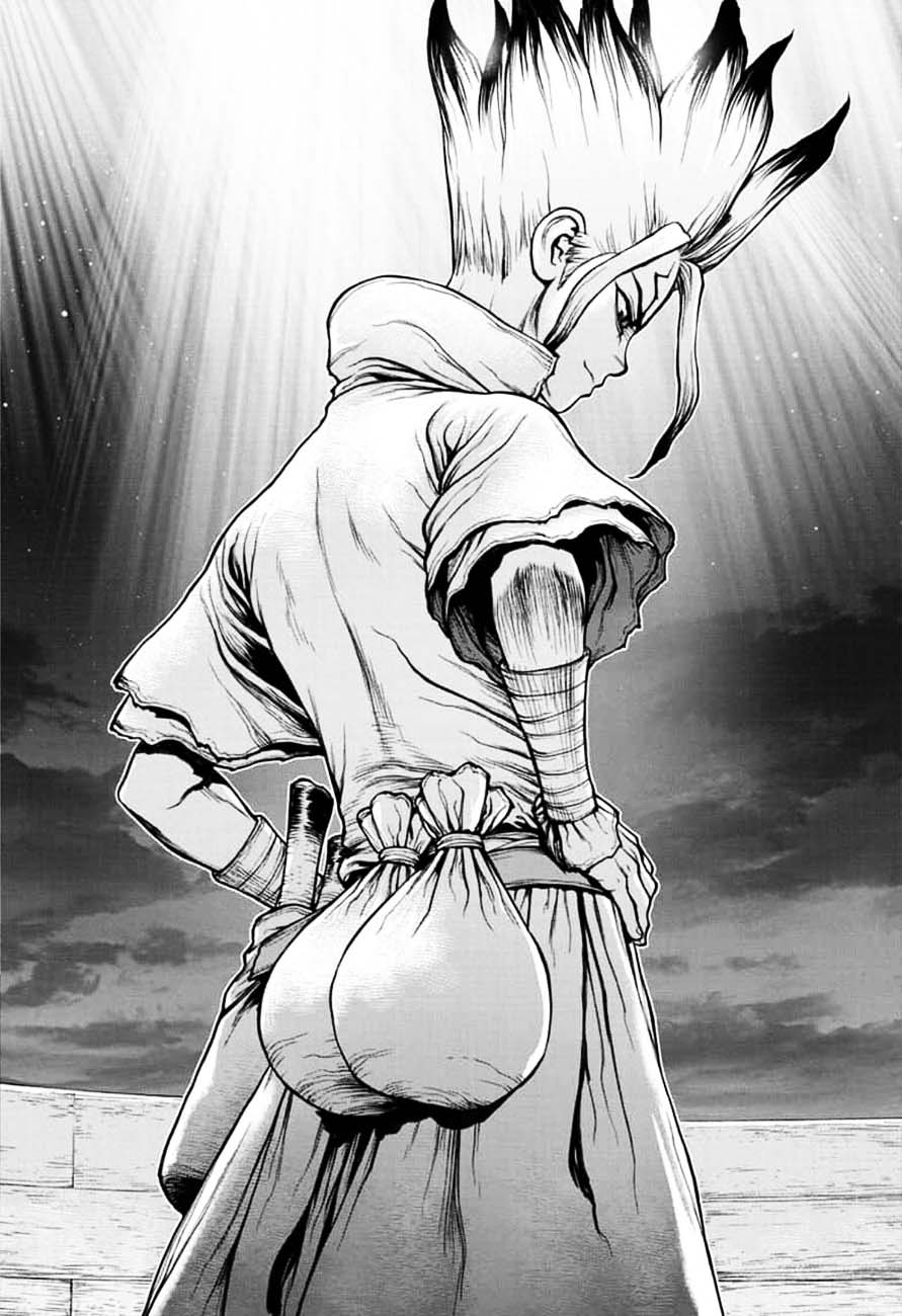 Dr. Stone : Chapter 145 - Bar Francois image 017