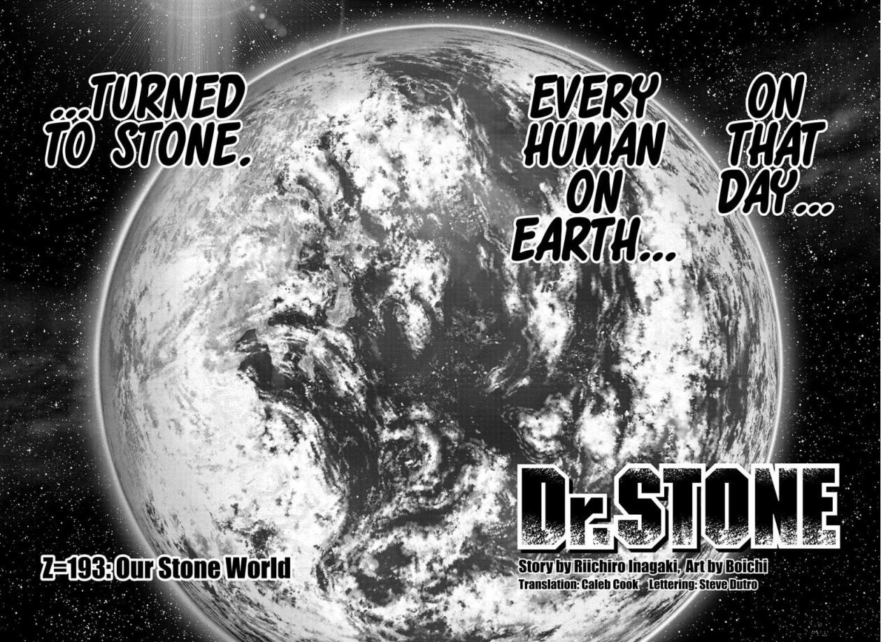Dr. Stone, Chapter 193 image 015