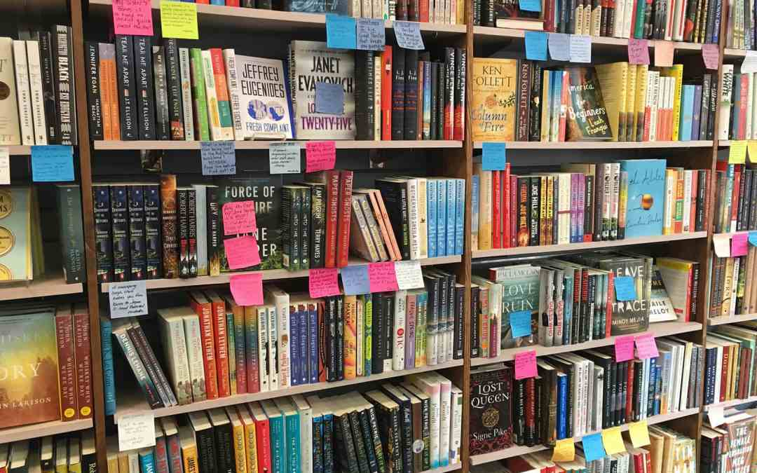 How to save a bookstore