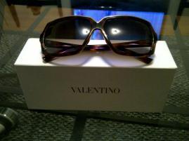 We all got Valentino Sunglasses!
