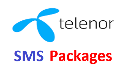 Telenor SMS Packages for Daily, Weekly and Monthly