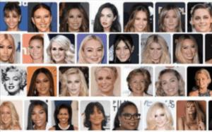 50 Most Popular Women List 2021 in the World