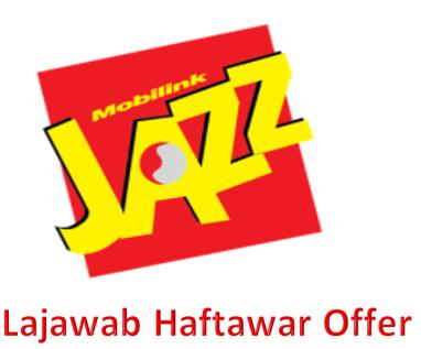 Jazz Lajawab Haftawar Offer