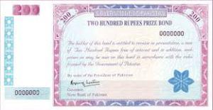 200 prize bond list