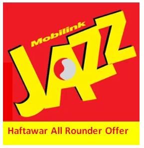 Jazz Haftawar All Rounder Package